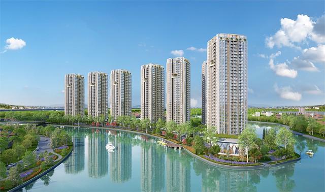 Dự án Gem Riverside tuyệt đẹp với 3 mặt giáp sông