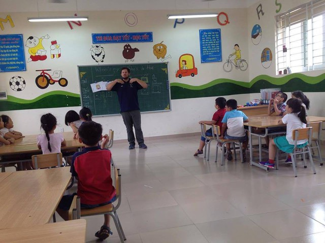 Kỳ tuyển sinh năm học 2018 - 2019, Hà Nội cho phép các trường ngoài công lập tuyển sinh sớm từ ngày 26/5 đến 12/7. Ảnh minh họa: Q.Anh