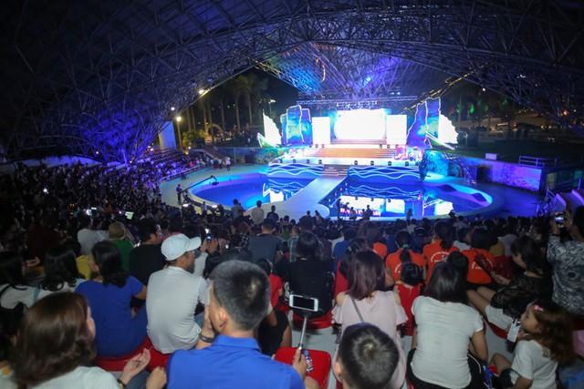 Đêm chung kết Người đẹp Hạ Long 2018 thu hút hàng nghìn người tham dự, theo dõi