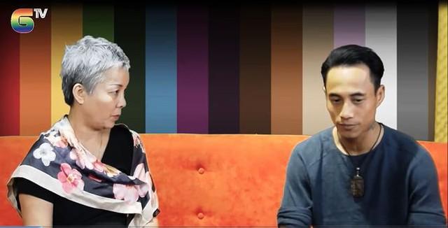Giám đốc CSAGA đối thoại với ca sĩ Phạm Anh Khoa