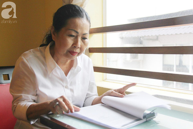Luật sư Trần Thị Ngọc Nữ cho biết Hội Bảo vệ Quyền trẻ em TP.HCM sẽ vào cuộc.