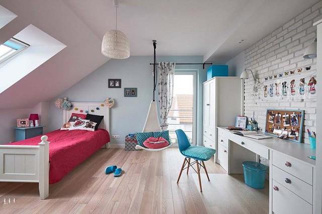 Nếu bạn còn đang băn khoăn về việc sử dụng phong cách Scandinavian đúng cách cho phòng của bé thì dưới đây chính là minh chứng cụ thể nhất để bạn áp dụng.