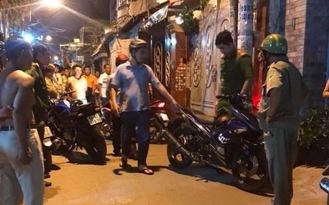 NÓNG: Bắt thêm nghi can trong nhóm trộm cướp đâm chết 2 'hiệp sĩ' ở Sài Gòn