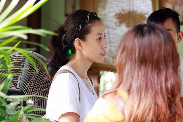 Vợ của Phạm Anh Khoa - chị Thùy Trang.