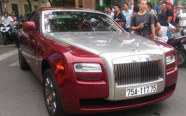 Rolls-Royce Ghost Series I từng đeo biển ngũ quý 1, được rao bán với giá 11,5 tỷ đồng đã tìm được chủ nhân mới.