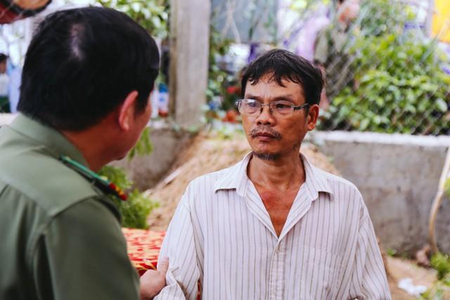 Ông Hoàng cho biết con trai giống tính mình, thích làm việc trượng nghĩa.