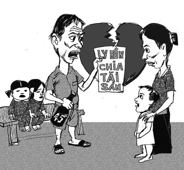 Những người đàn ông ki bo, ích kỉ không đáng để vợ phải luyến tiếc sau khi ly hôn. Ảnh minh họa.