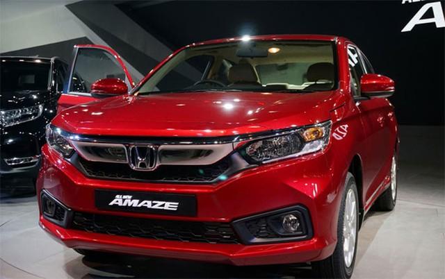 Chiếc ô tô sedan nhỏ gọn của hãng xe Honda chính thức được ra mắt tại Ấn Độ.