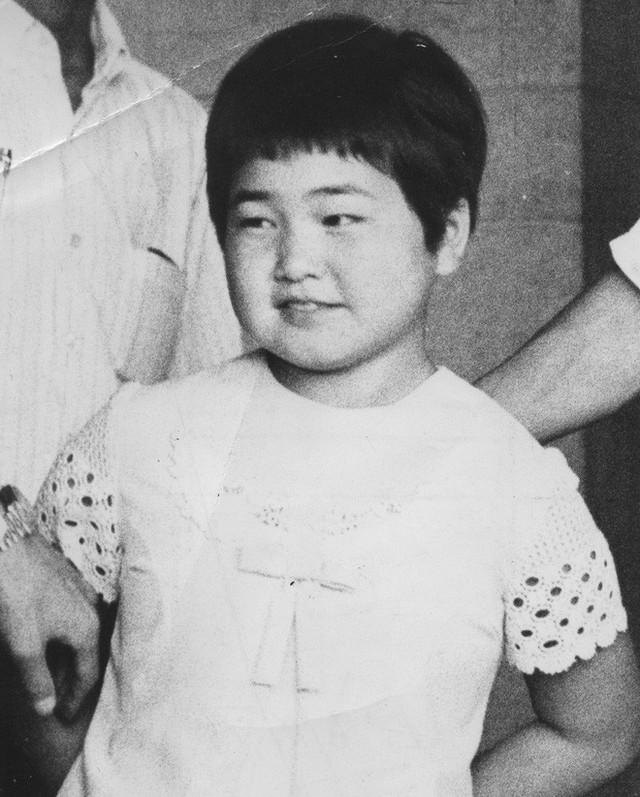 Chieko - con gái 9 tuổi của Ayako và Hiroshi, người chứng kiến toàn cảnh vụ giết người. (Ảnh: Internet)