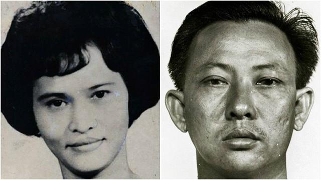 Vương Văn Tú và Thẩm Hòa Côn bị kết án tử hình vì tội giết người vào ngày 7/12/1970. (Ảnh: Internet)