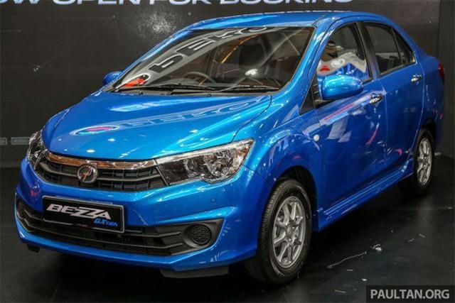 Mẫu sedan cỡ nhỏ của hãng xe ôtô Perodua nội địa Malaysia.