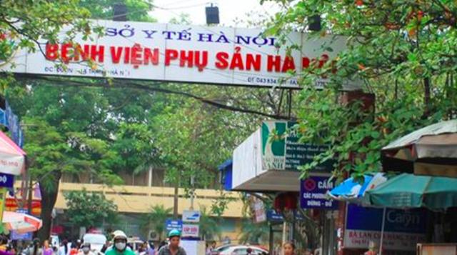 Từ 16/5, Bệnh viện Phụ sản Hà Nội là bệnh viện tuyến cuối về phụ sản khoa
