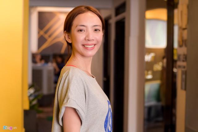 Thu Trang xinh đẹp hơn sau phẫu thuật thẩm mỹ. Ảnh: Bá Ngọc.