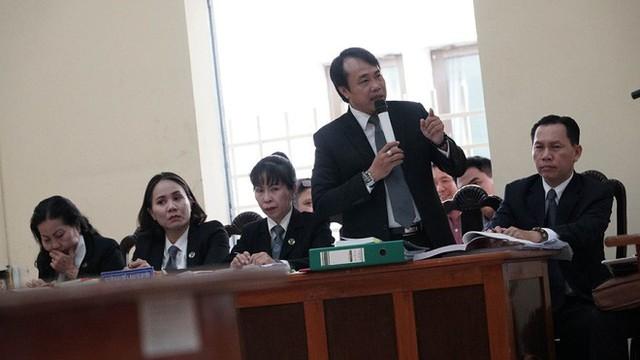 Nhóm 5 luật sư bảo vệ quyền lợi cho bé H.M.K hi vọng phiên tòa phúc thẩm sẽ diễn ra một cách công bằng.