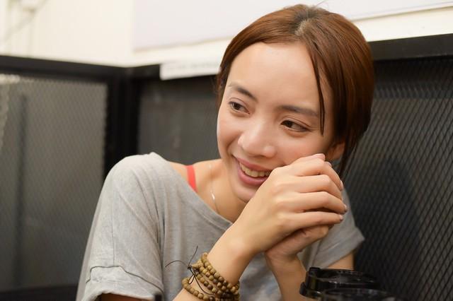 Thu Trang cho biết hạn chế chạy show để giữ sức khỏe. Ảnh: Bá Ngọc.