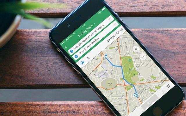 Maps.me là ứng dụng bản đồ offline chi tiết nhất hiện nay.