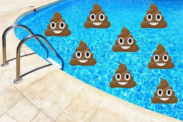Tình hình sẽ ít nguy cấp hơn nếu có ai đó nôn mửa. Bể bơi sẽ tạm ngưng phục vụ trong vòng 30 phút.