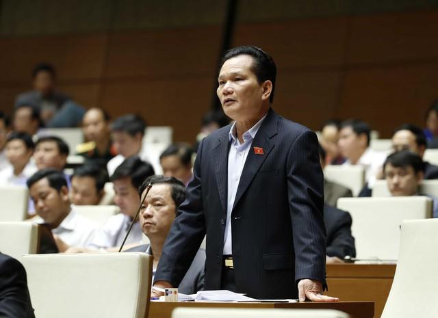 Đại biểu Quốc hội Bùi Sỹ Lợi: Tôi tin bác sĩ Hoàng Công Lương có thể vô tội.