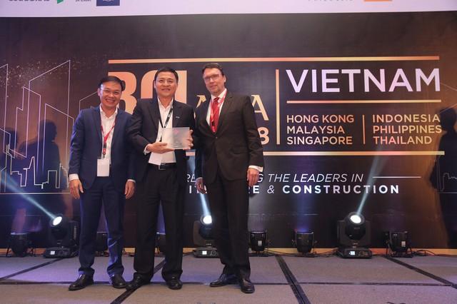 Tập đoàn FLC vinh dự nhận giải thưởng BCI Asia Awards 2018 - Top 10 Chủ đầu tư Bất động sản hàng đầu Việt Nam 2018