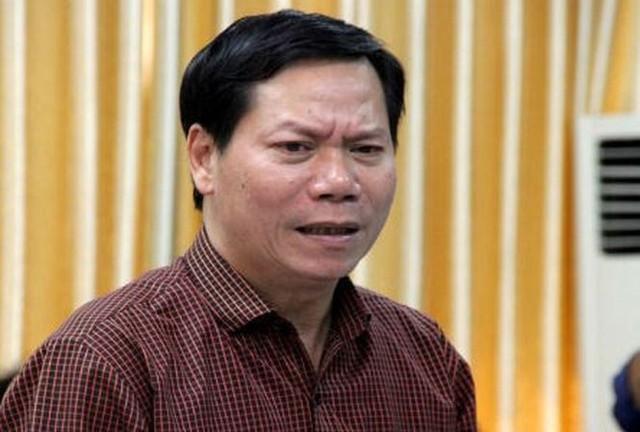Ông Trương Quý Dương, nguyên Giám đốc BVĐK Hòa Bình