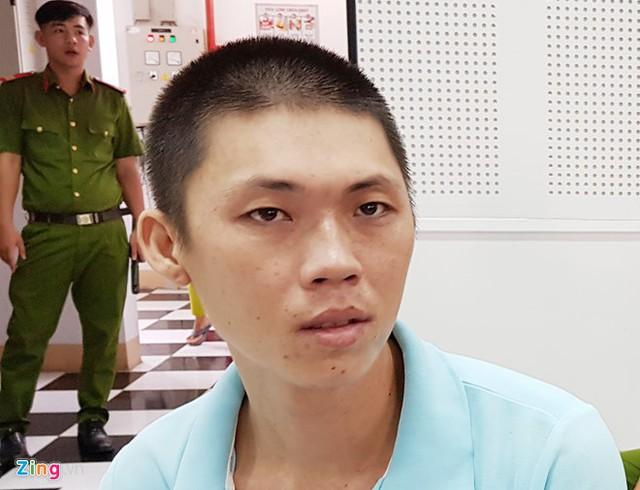 Dương Bế tại tòa. Ảnh: Việt Tường.