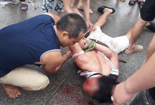 Công an huyện Văn Giang khẳng định, không có chuyện bắt cóc trẻ con. Ảnh: Bạn đọc cung cấp