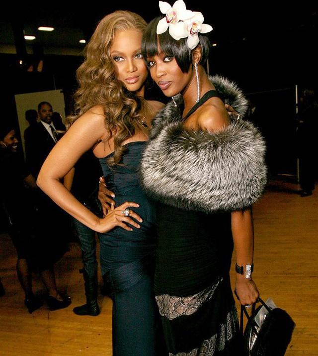 Naomi và Tyra Banks