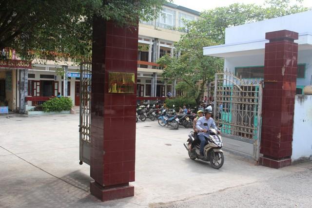 Bệnh viện Tâm thần tỉnh Hải Dương, nơi chị Ng. đang nằm điều trị. Ảnh: Đ.Tùy