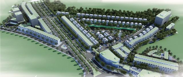 Vĩnh Phúc: Sở xây dựng khẳng định dự án VCI Mountain View chưa đủ điều kiện được bán nhà ở hình thành trong tương lai