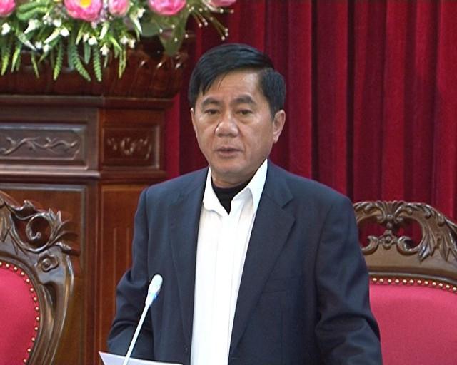 Ông Trần Cẩm Tú được bầu giữ chức Chủ nhiệm Ủy ban kiểm tra Trung ương