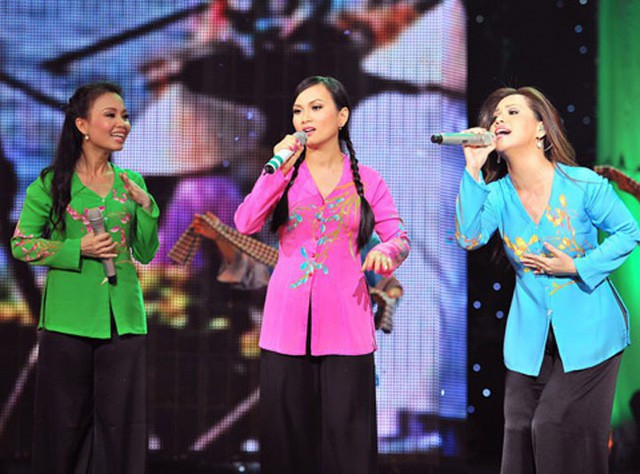 Cẩm Ly, Hà Phương, Minh Tuyết là 3 ca sĩ nổi tiếng nhưng tính cách khác biệt.