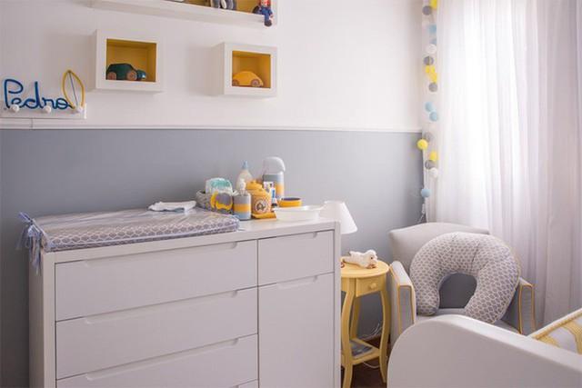 Tối giản màu sắc, chỉ cần màu sắc chủ đạo sẽ đỡ rối mắt hơn trong những căn phòng ngủ này.