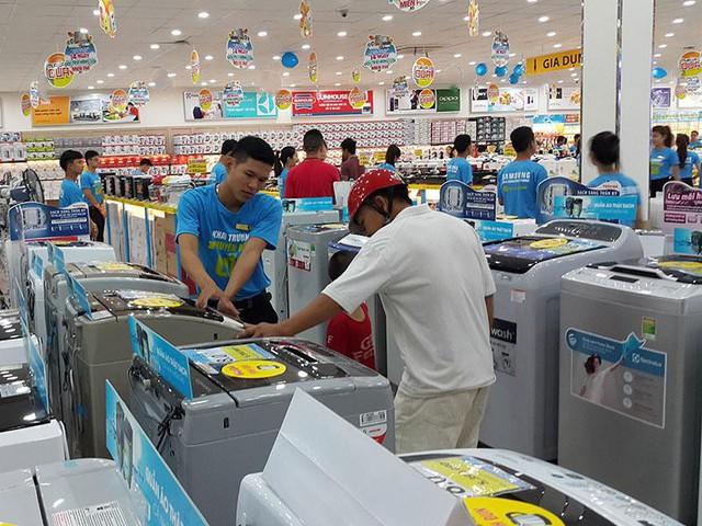 Hầu hết các loại máy giặt sử dụng công nghệ hơi nước là những sản phẩm cao cấp của Samsung, LG, Electrolux