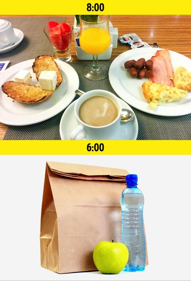 Bạn có thể yêu cầu khách sạn soạn thức ăn mang đi cho mình nếu đang vội