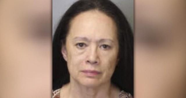 Người phụ nữ 62 tuổi đã bị bắt vì tội gây nguy hiểm cho trẻ em. (Ảnh: Internet)