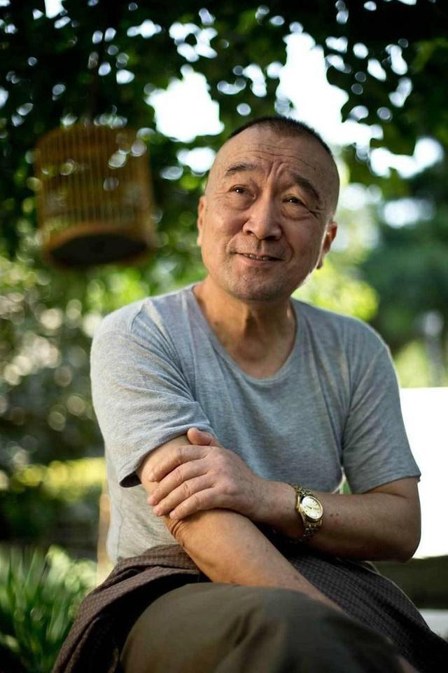 Ở tuổi 72, Lý Bảo Điền sống an nhàn, tự tại.