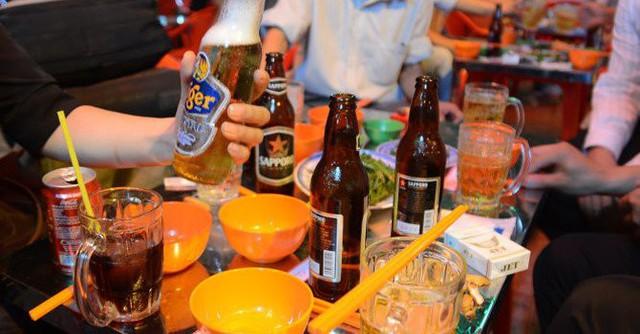 Các thương hiệu bia ngoại ngày càng chiếm lĩnh thị trường Việt