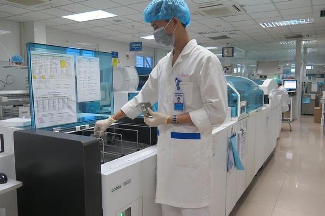 Ảnh 4 - Xét nghiệm ung thư bằng hệ thống kỹ thuật cao tại MEDLATEC