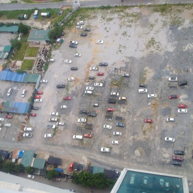 Cảnh lộn xộn ở khu đô thị Kim Văn - Kim Lũ bao giờ mới được giải quyết dứt điểm.