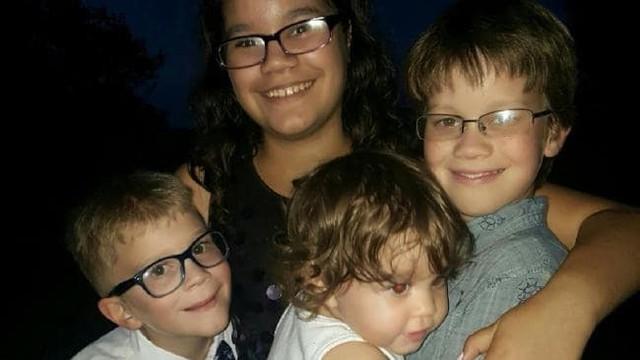 Bốn 4 đứa con của Ciara là Iraya, 12 tuổi, Lillia, 10 tuổi, Aidan, 6 tuổi và Dove, 1 tuổi đã bị bắn chết sau khi Gary bắt chúng làm con tin. (Ảnh: Internet)