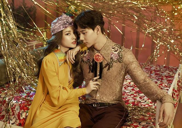 Chi Pu và Jin Ju Hyung vướng phải nghi vấn hẹn hò sau khi cùng hợp tác trong MV Cho ta gần hơn.