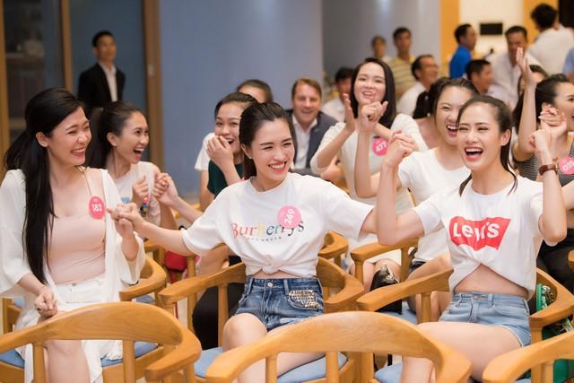 Thí sinh Hoa hậu Việt Nam năm nay được đánh giá là đồng đều