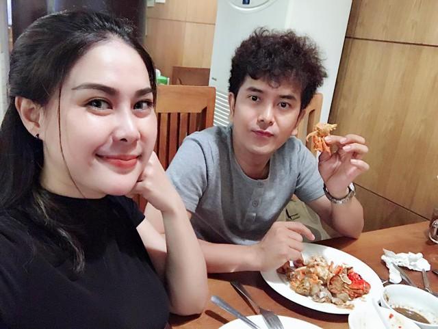 DJ Mimo và Hùng Thuận yêu nhau từ năm 2017