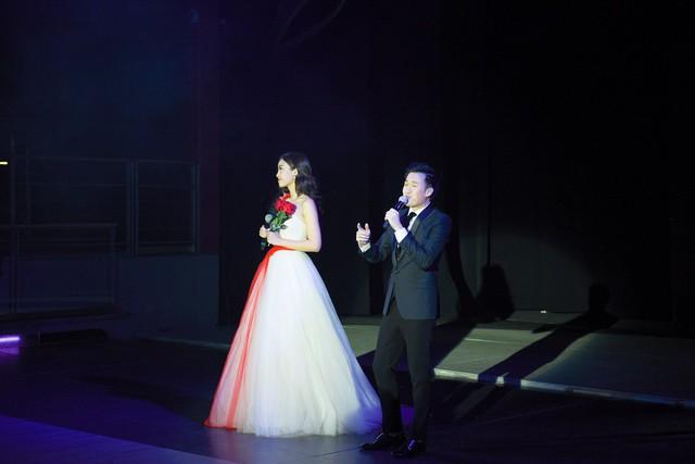 Hoa hậu Đỗ Mỹ Linh và Dương Triệu Vũ