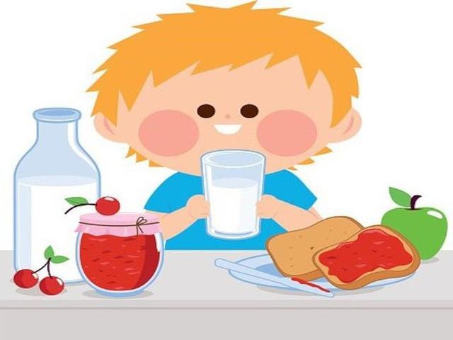 Ăn một bữa sáng chất lượng giúp bạn tăng năng lượng. Ảnh: Internet