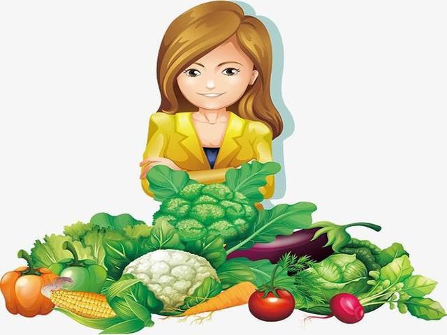 Rau cải giúp tăng năng lượng cho cơ thể. Ảnh: Internet