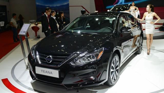 Nissan Teana tiếp tục được duy trì mức giảm giá khủng.