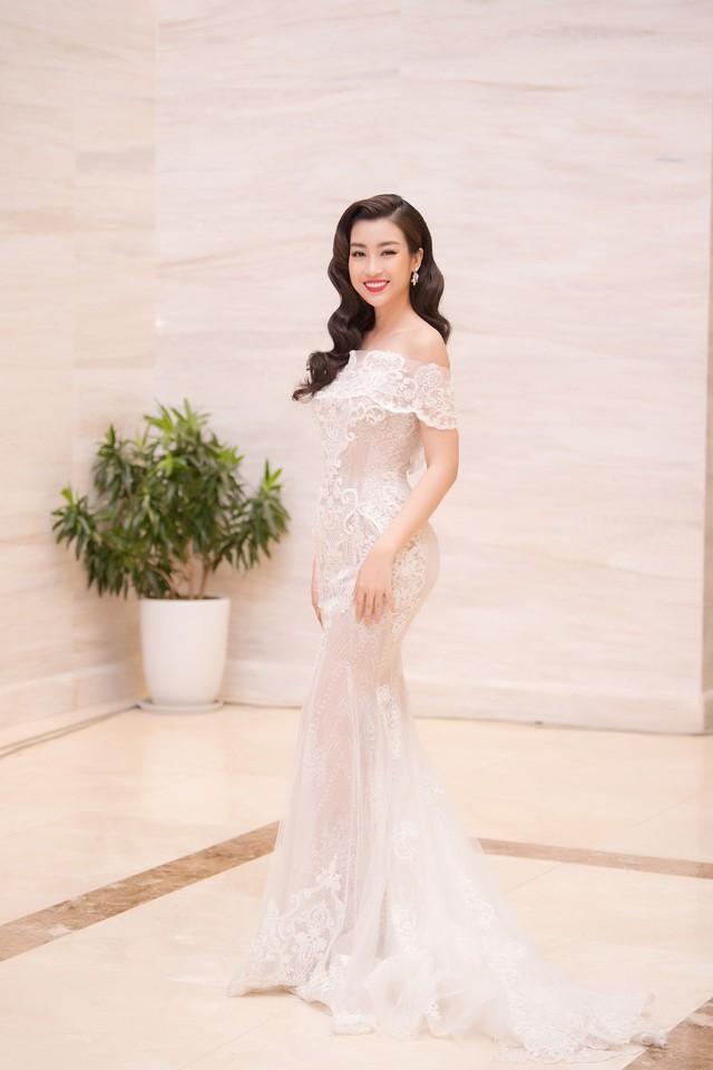 Đương kim Hoa hậu Đỗ Mỹ Linh