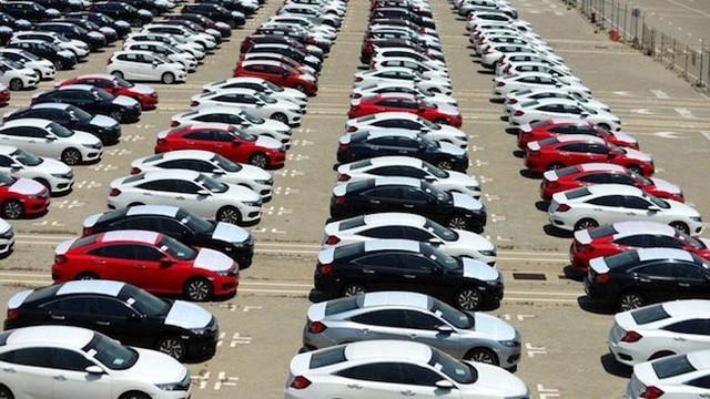 97% lượng xe ô tô từ 9 chỗ ngồi trở xuống nhập về Việt Nam là xe xuất xứ Thái lan
