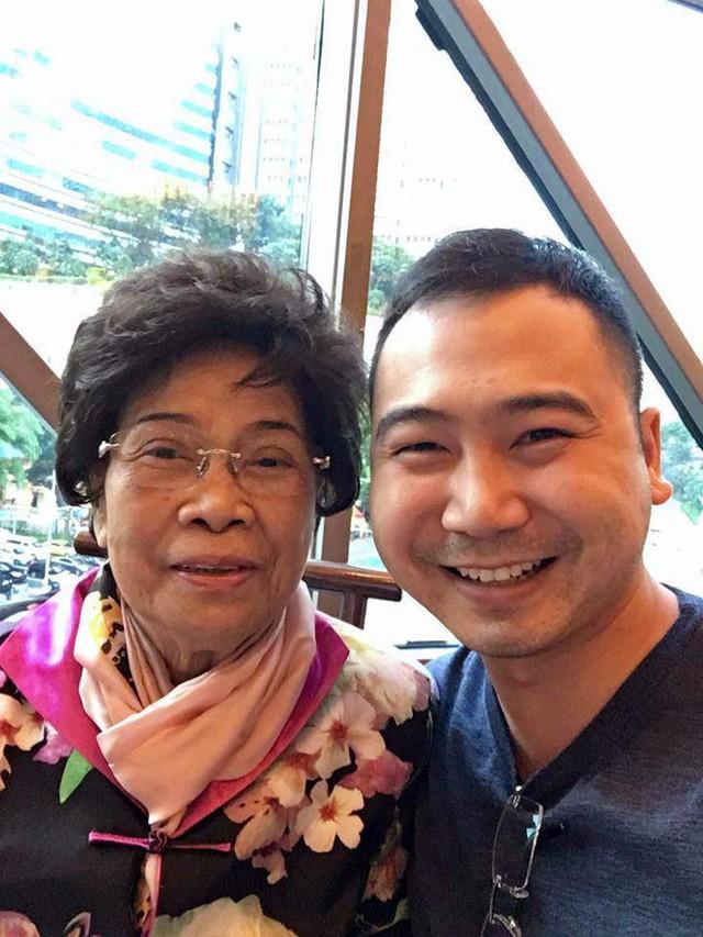 Doanh nhân họ Nguyễn này là cháu trai của bà Tư Hường.